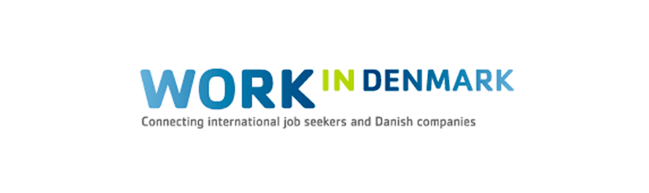 Logo of Work In Denmark