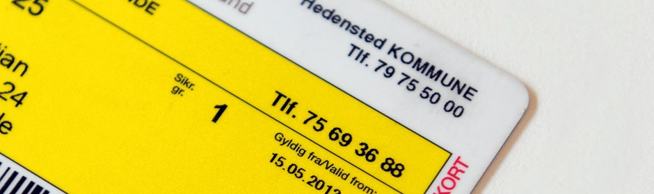 Nyt sygesikring pris