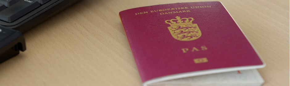 hvad koster det at få lavet pas